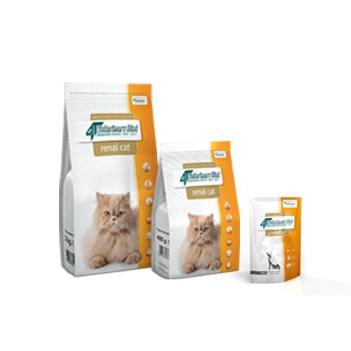 4T Renal cat | 100 gr, 400 gr & 2 kg