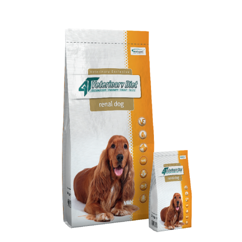 4T Renal dog | 2 kg & 14 kg